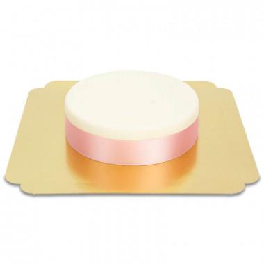 Breites einfarbiges Tortenband, 36 mm