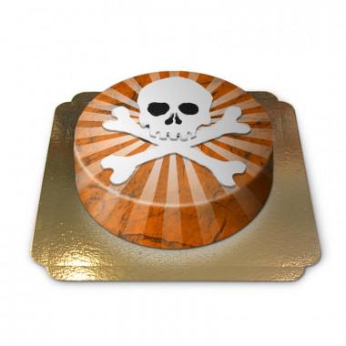 Totenkopf-Torte