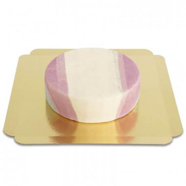 Transgender-Flaggen-Torte