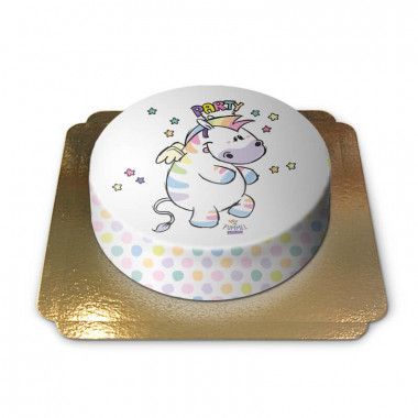 Zebrasus Torte
