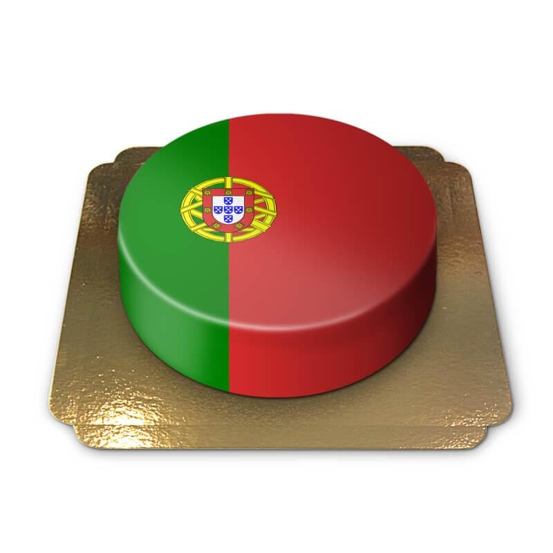 Portugal-Torte