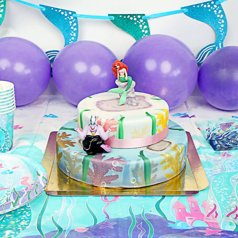 Meerjungfrauen-Partyset