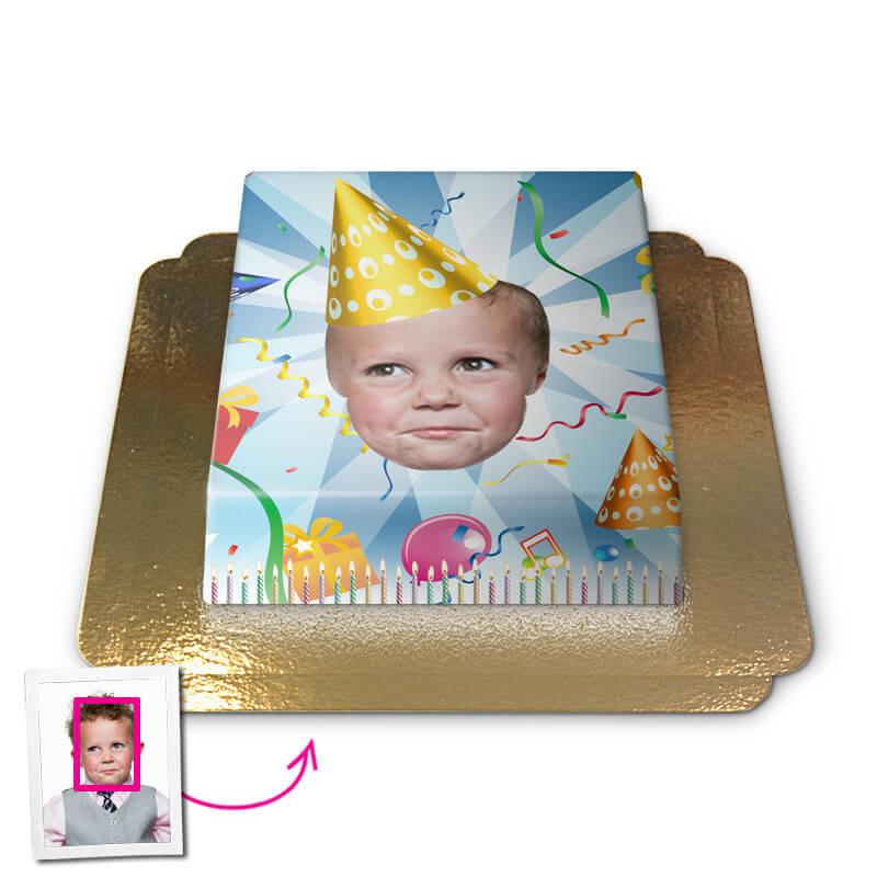 FaceCake – Birthday-Cake
