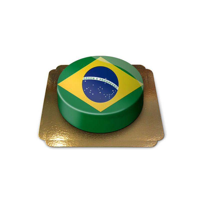 Brasilien-Torte