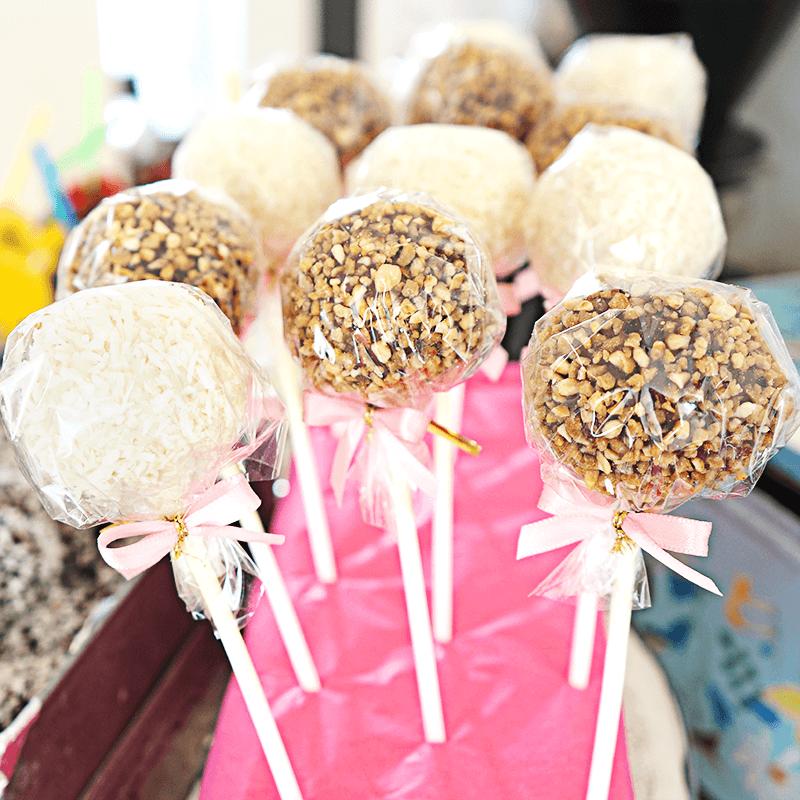 Cake pops stand