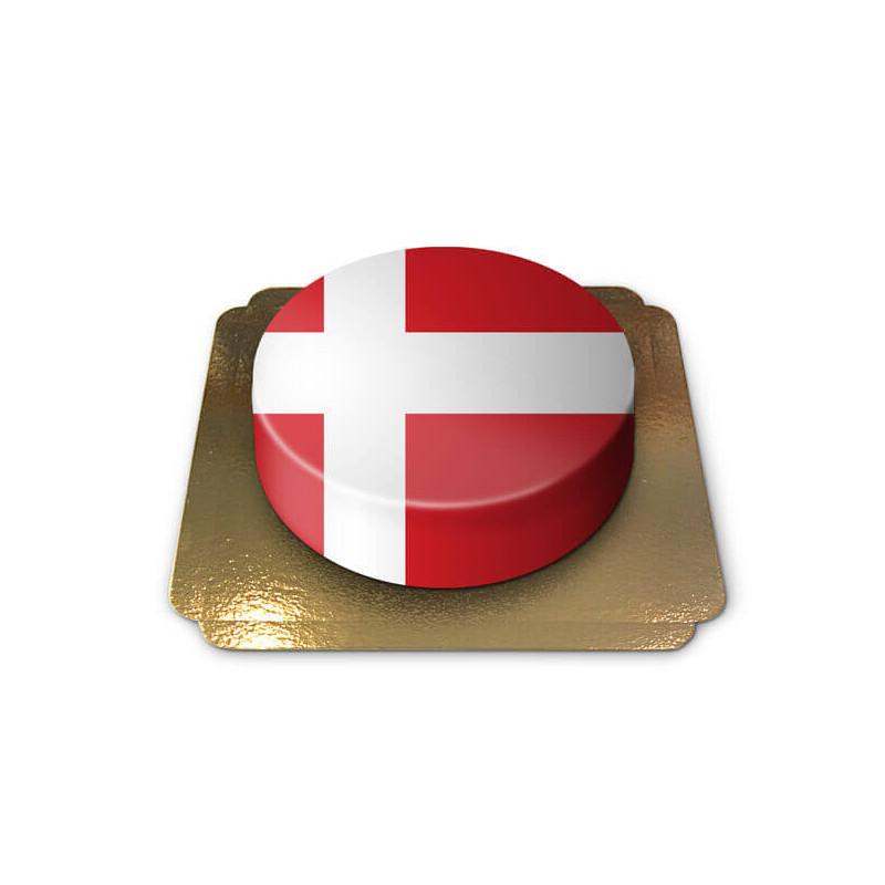 Dänemark-Torte