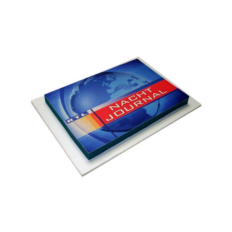 Nacht Journal, Fototorte XXXL - 110 x 75 cm
