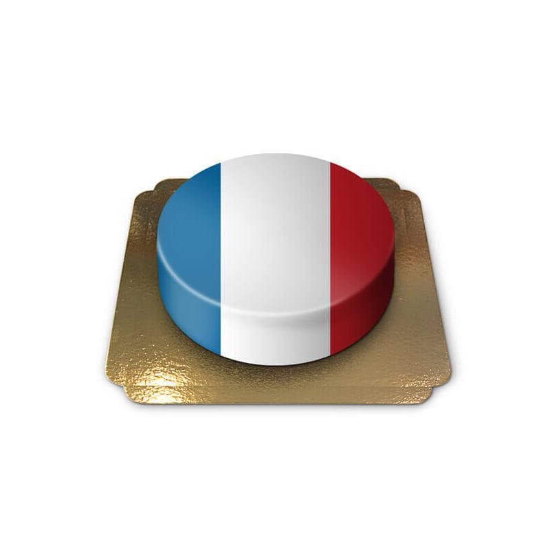 Frankreich-Torte
