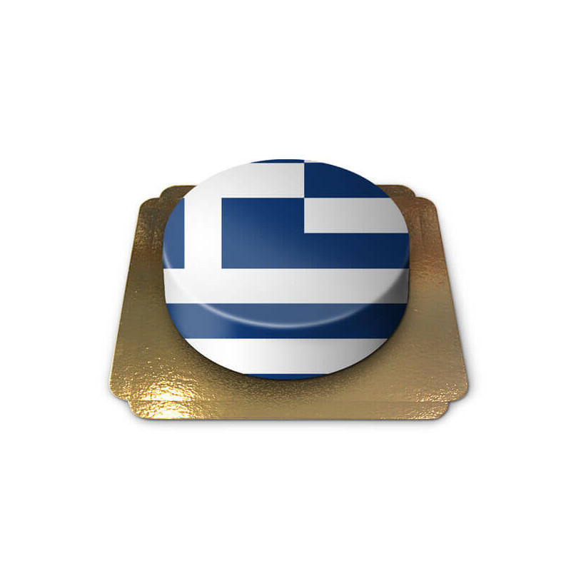 Griechenland-Torte