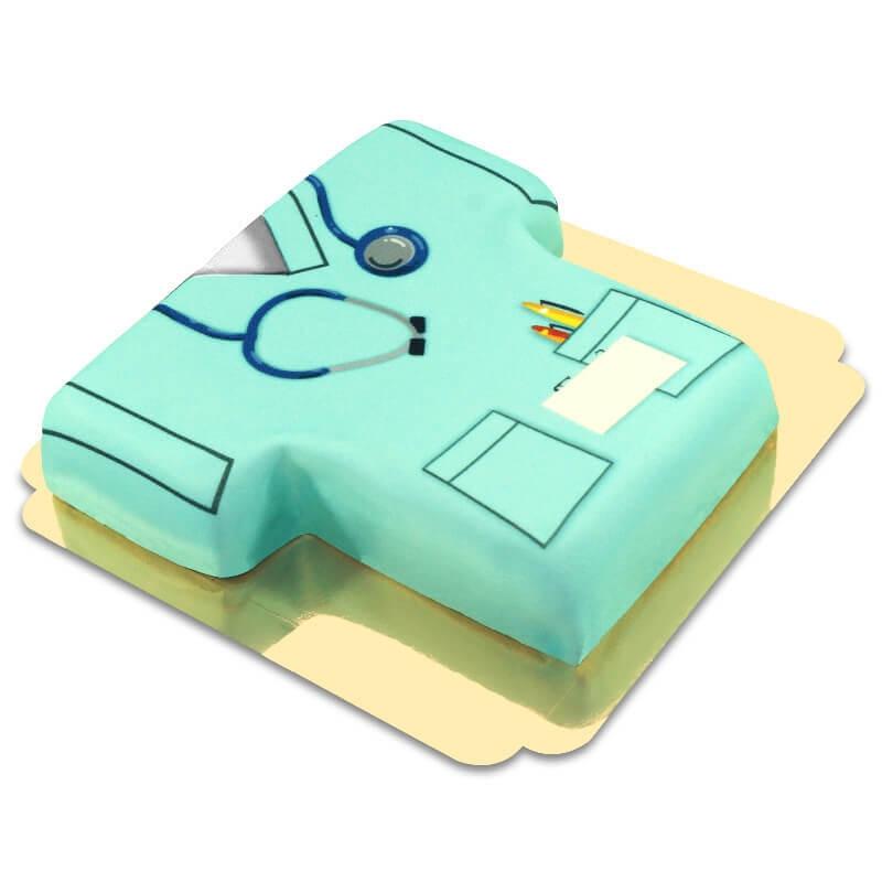 Männliche Krankenschwestern Torte