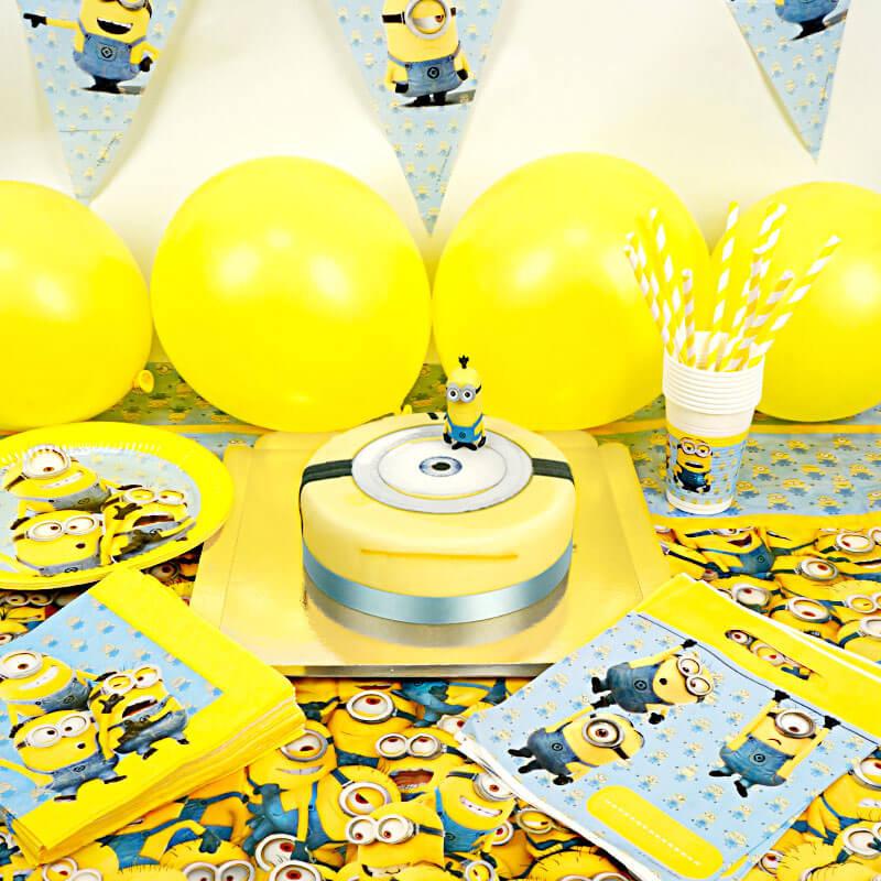Partyset Minions 1-stöckig