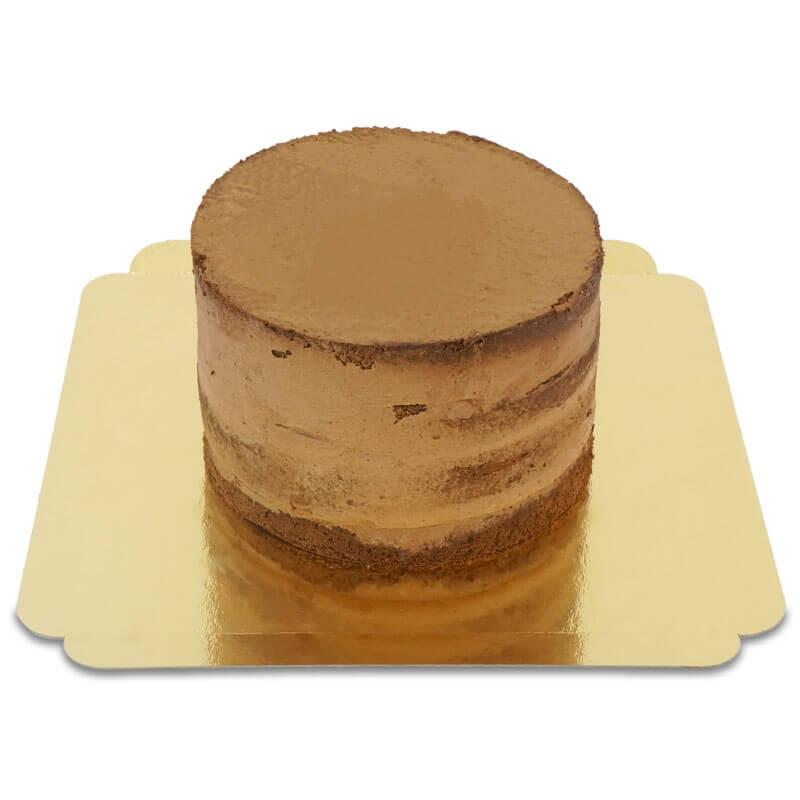 Schokoladiger Naked Cake - verschiedene Größen