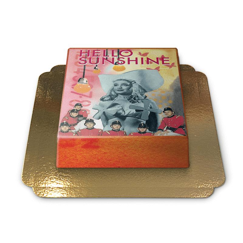 Tort Sunshine projektu Pia Lilenthal