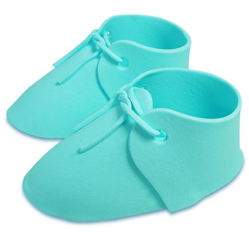 Zucker Schuhe blau