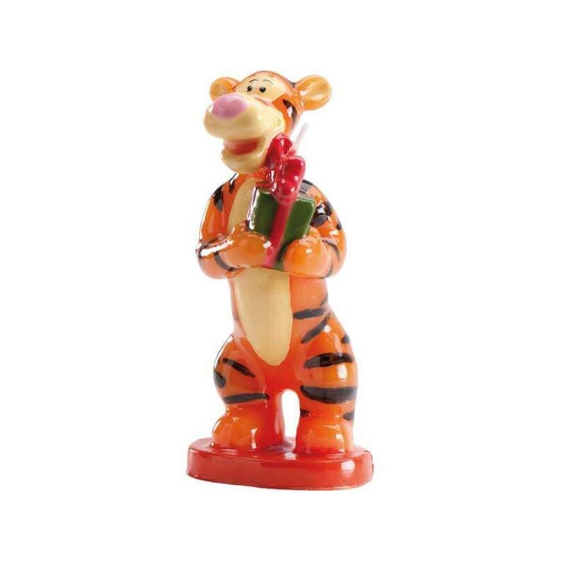Świeczka na tort - Tygrysek