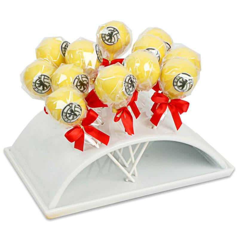 1. FC Union Berlin - Cake-Pops (12 Stück)