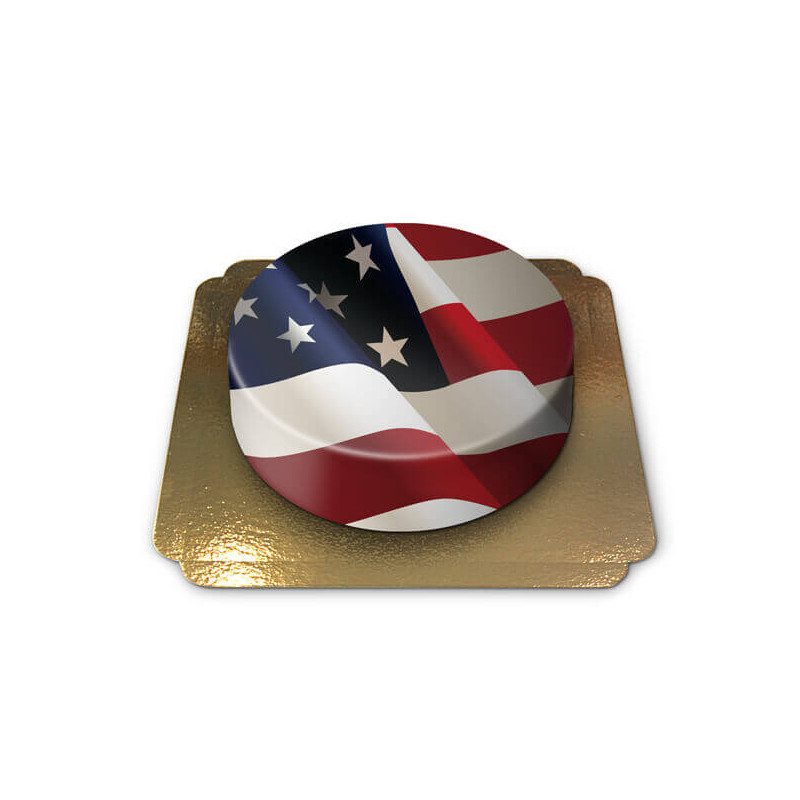 Amerika-Torte