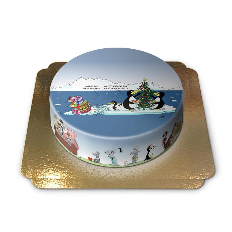 Weihnachtsgeschenke auf Abwegen